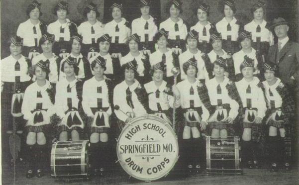 1926 Scotch Lassies